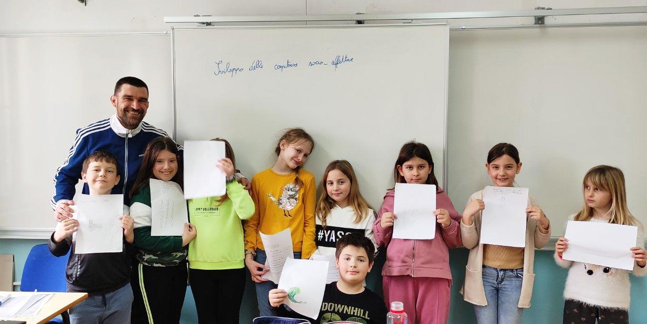 Jačanje dječjih socijalnih kompetencija